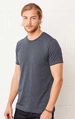 Men Fitted T-shirt Wholesale