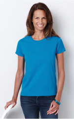 women t-shirt gildan 2000l wholesale