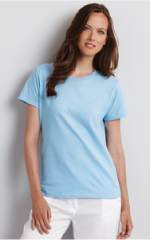 Gildan 5000L women t-shirt wholesale